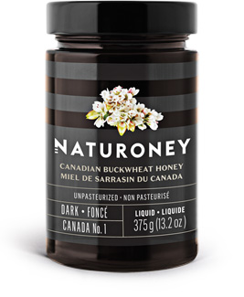 Canadian buckwheat honey
